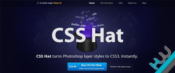 Simplifică-ți munca cu CSS Hat   HazzardWeb