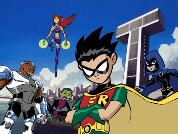 Teen Titans - I used to love this show .