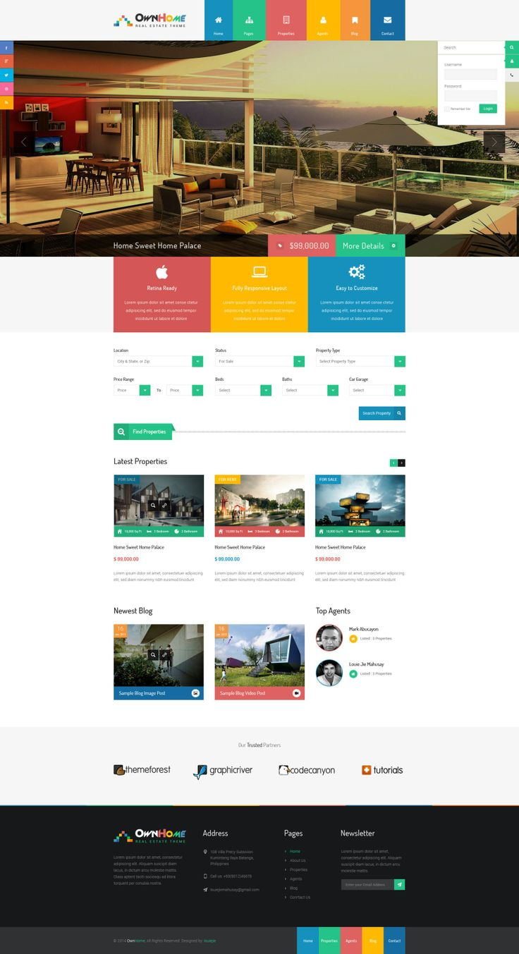 Website Templates 12 Best Metro Style Website Templates Images On Pinterest  Metro
