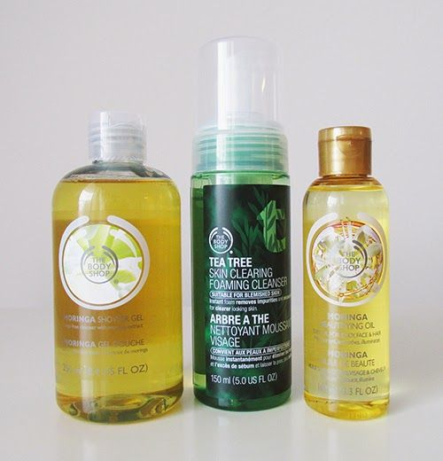 """""""Little preview of tomorrow's Latest Finds post featuring The Body Shop Canada"""""""