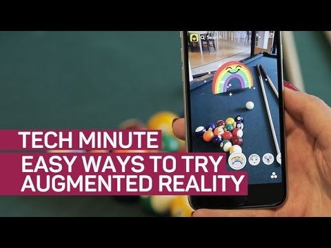Easy ways to try augmented reality - http://eleccafe.com/2017/04/21/easy-ways-to-try-augmented-reality/