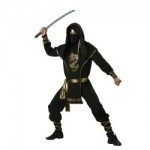 Ninja Warrior Elite Collection Adult Halloween Costume