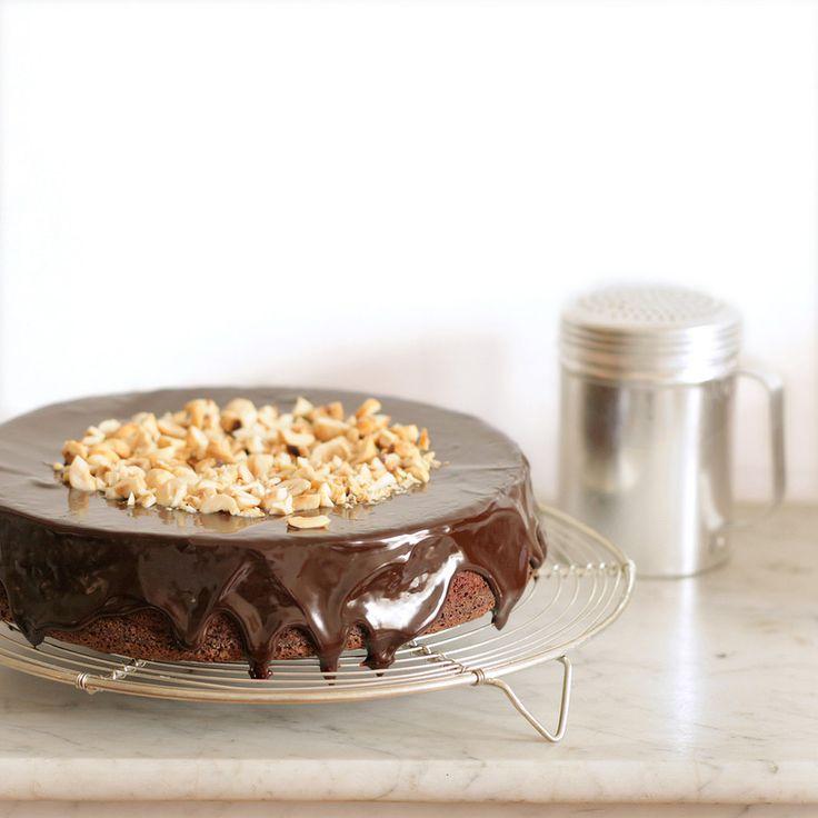 Cakes in the city: Le gâteau du dimanche | gâteau léger* choco-noiset...