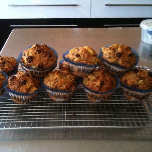 My golden door muffins