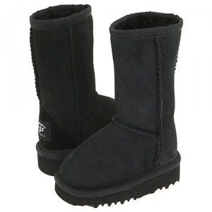 UGG Kids Short Boots Black - $69.99 : UGGS On Sale - UGGS Outlet For UGGS Boots On Sale