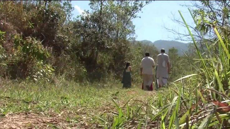 Comunidade Hare Krishna da fazenda Nova Gokula