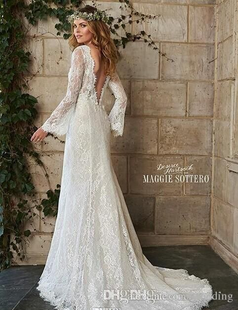 vestido de novia bohemio 2015 - Buscar con Google