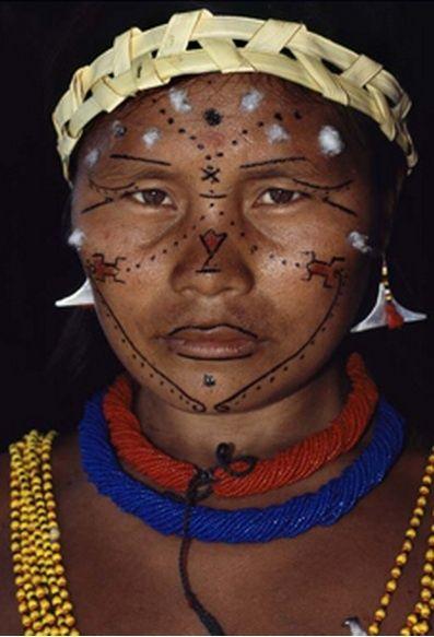 Mujer Indígena Venezolana.