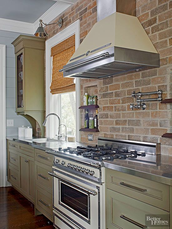 designs for kitchens best 25 brick veneer wall ideas on brick wall 3315