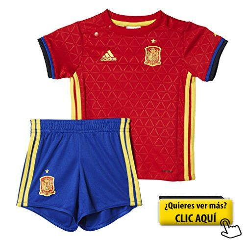 1ª Equipación Selección Española de Fútbol... #futbol #españa