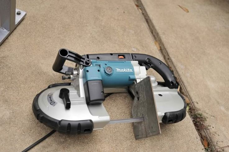 Portable Band Saw Stand - Miller Welding Discussion Forums