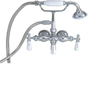 Clawfoot Tub Faucet And Shower Head
