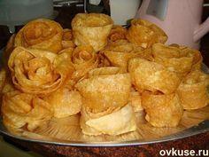 Un dolce greco di miele........Греческие медовые рулетики – диплес