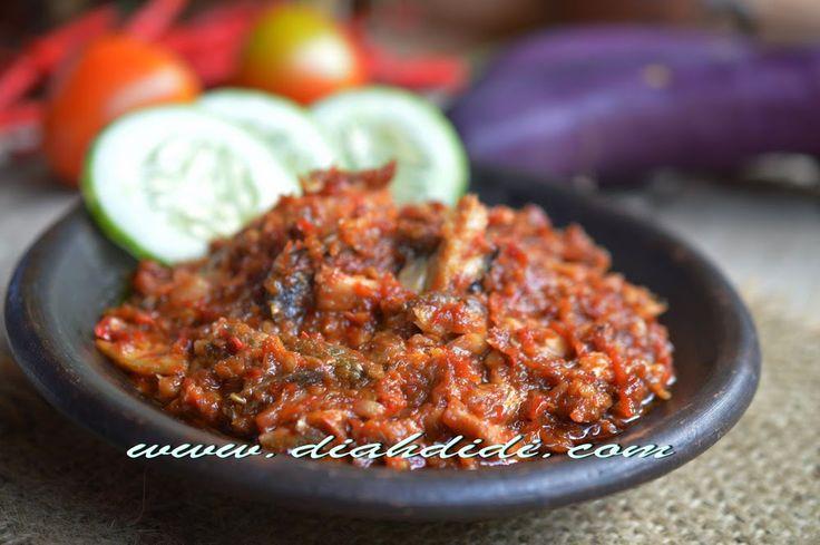 Diah Didi's Kitchen: Sambal Bandeng