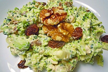Brokkolisalat  (roh), ein schmackhaftes Rezept aus der Kategorie Gemüse. Bewertungen: 18. Durchschnitt: Ø 4,6.