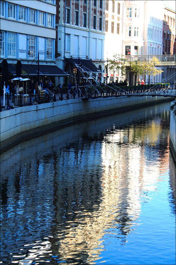 Aarhus River by Labib Alnassar on 500px