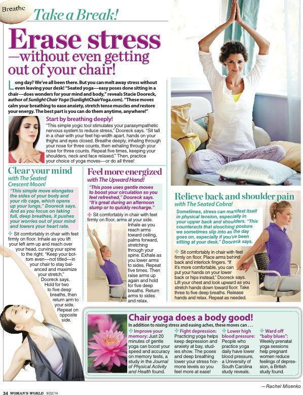 article at stress