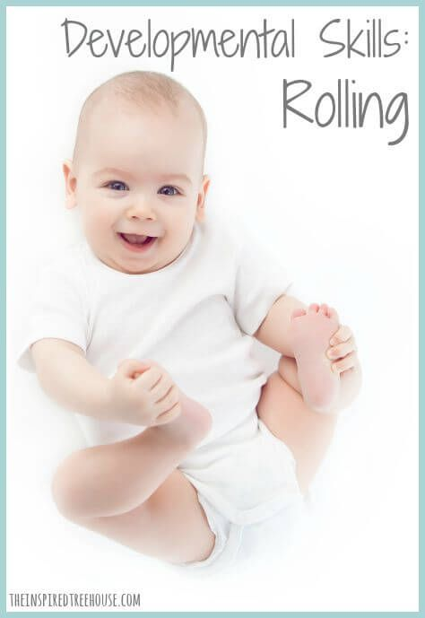 Developmental Skills: At What Age Do Babies Roll Over ...