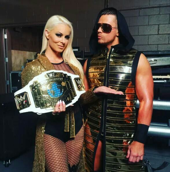 maryse and the miz still dating after 7