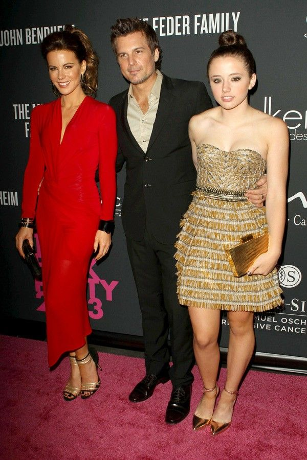 Lily Mo Sheen, Kate Beckinsales Daughter: 5 Fast Facts