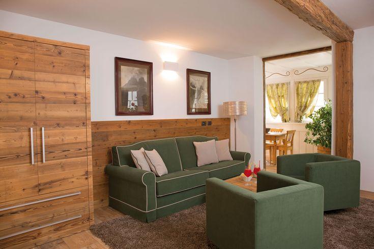 Ladinarredi Progettazione Realizzazione Interni Residenza Privata Sauze Oulx
