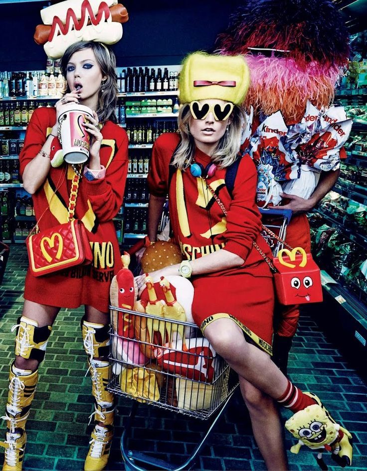 Lindsey Wixson & Hanne Gaby Odiele by Giampaolo Sgura for Vogue Japan October 2014