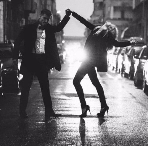dancing in the street and other crazy ideas