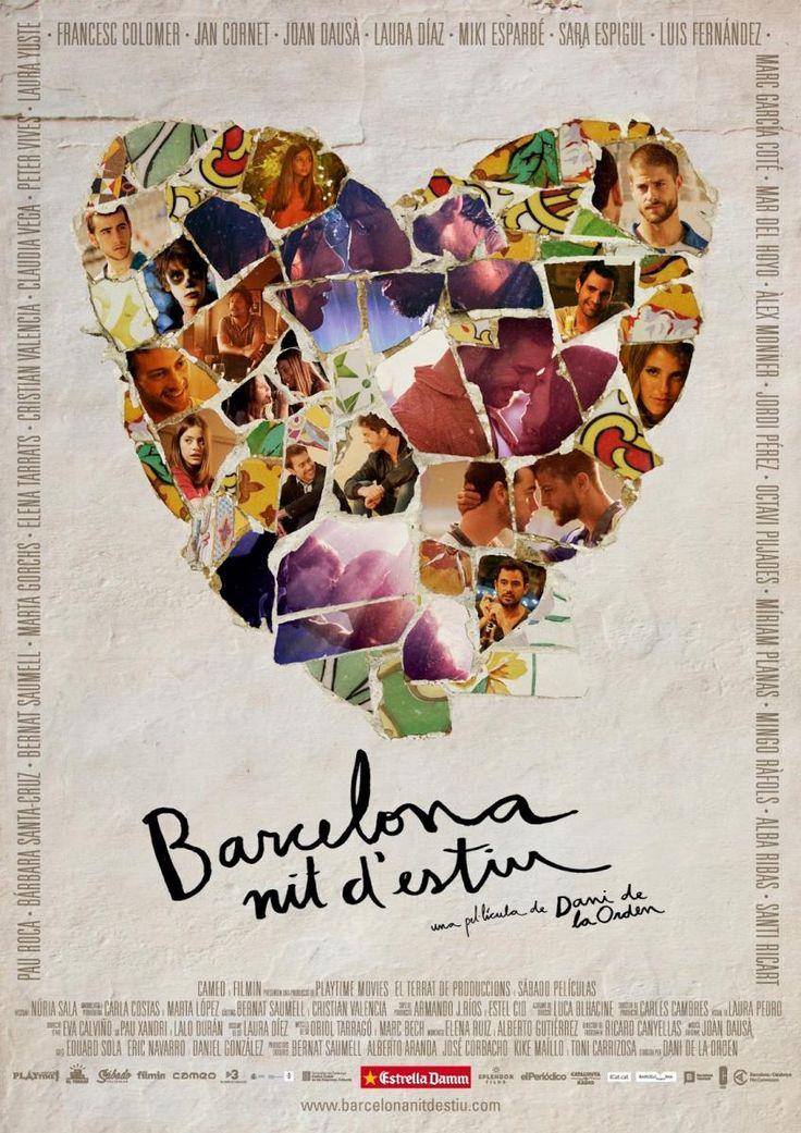 NOVEMBRE-2016. Barcelona nit d'estiu. DVD ESP ORD. Drama