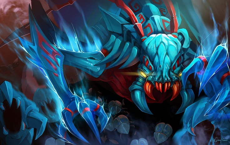 DotA 2 by Big Green Pepper #deviantart