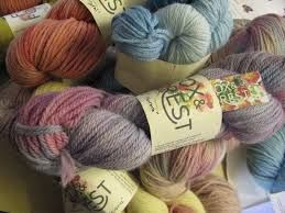 British yarn is always the best, and these are such glorious colours.