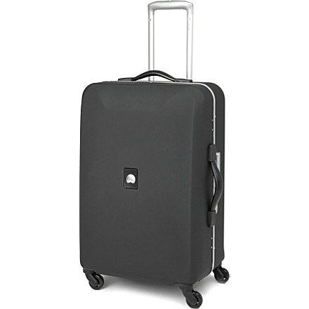DELSEY Honoré four-wheel suitcase 69cm (Black