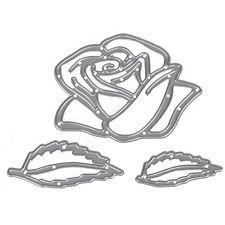 DIY Flower Shape Cutting Dies Stencil Scrapbook Paper Card Embossing Craft New