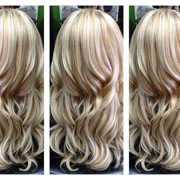 Peachy 17 Best Ideas About Lowlights For Blonde Hair On Pinterest Dark Hairstyles For Men Maxibearus