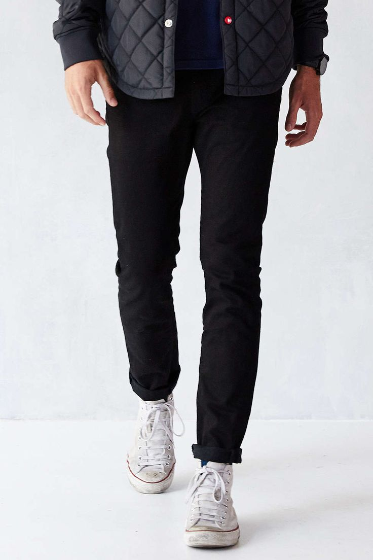 Levis 510 Nightshine Skinny Jean - Urban Outfitters