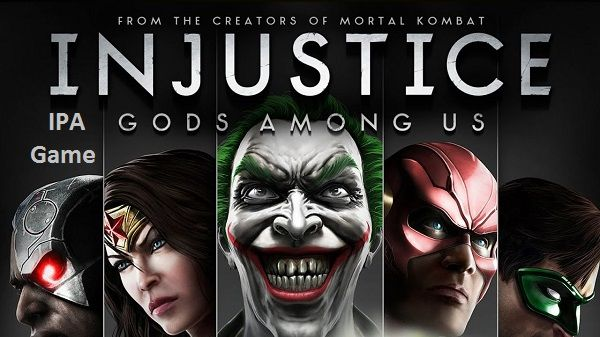 Injustice Gods Among Us IPA iPhone Game Download  Injustice Gods Among Us IPA iPhone Game Full Free Download  Build an epic roster of DC super heroes and villains and get ready for battle! INJUSTICE: GODS AMONG US is a free-to-play collectible card game where you build a roster of characters, moves, powers, and gear and enter the arena in... http://freenetdownload.com/injustice-gods-among-us-ipa-iphone-game-download/