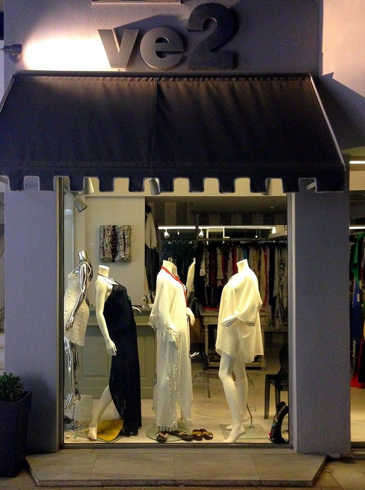 Find our labels, Nassos Ntotsikas and Pure, at VE2 Boutique   Kifissia, Greece / Οι σειρές Nassos Ntotsikas και Pure διαθέσιμες και στην Boutique VE2, στην Κηφισιά! #NassosNtotsikas #FashionDesigner #Knit #KnitYourDreams #Boutique