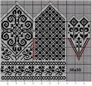 Myndaniðurstaða fyrir fair isle mittens pattern free