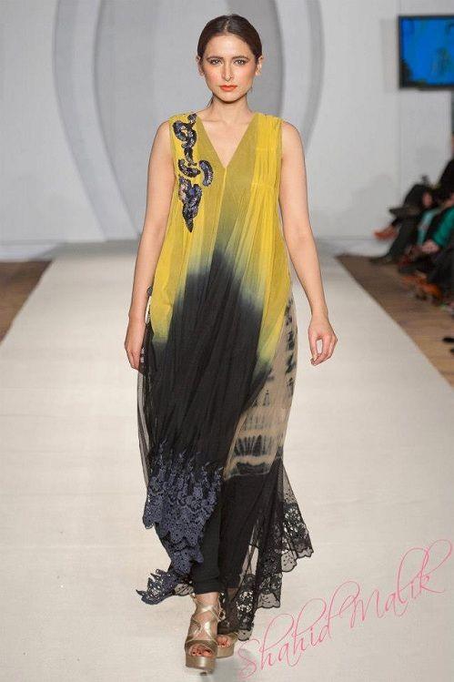 Fashion: Ayesha Aejaz's Collection at Pakistan Fashion Week London 2012