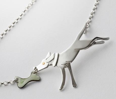 Dog & Bone Saba Necklace available at #HouseofIreland Dublin Airport