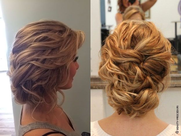 Hairstyles for New Year 2015