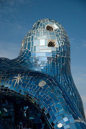 Niki de Saint Phalle - Sculpture - Giardino dei Tarocchi - Tarot Garden