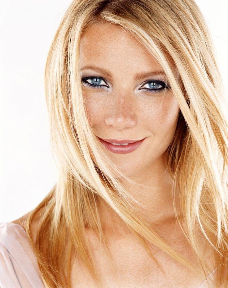 Gwyneth Paltrow- apparently I look like her?