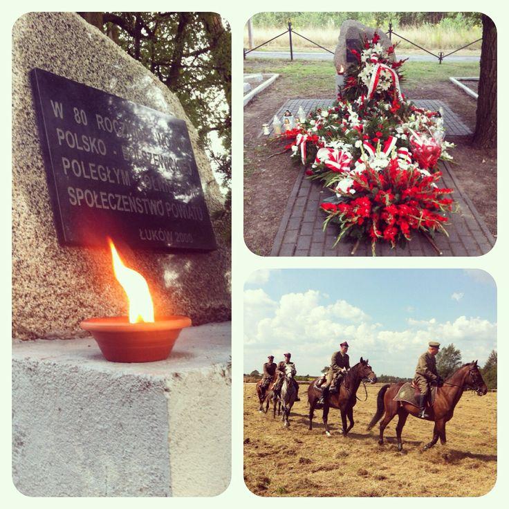 Święto Wojska Polskiego - Łapiguz 2014.