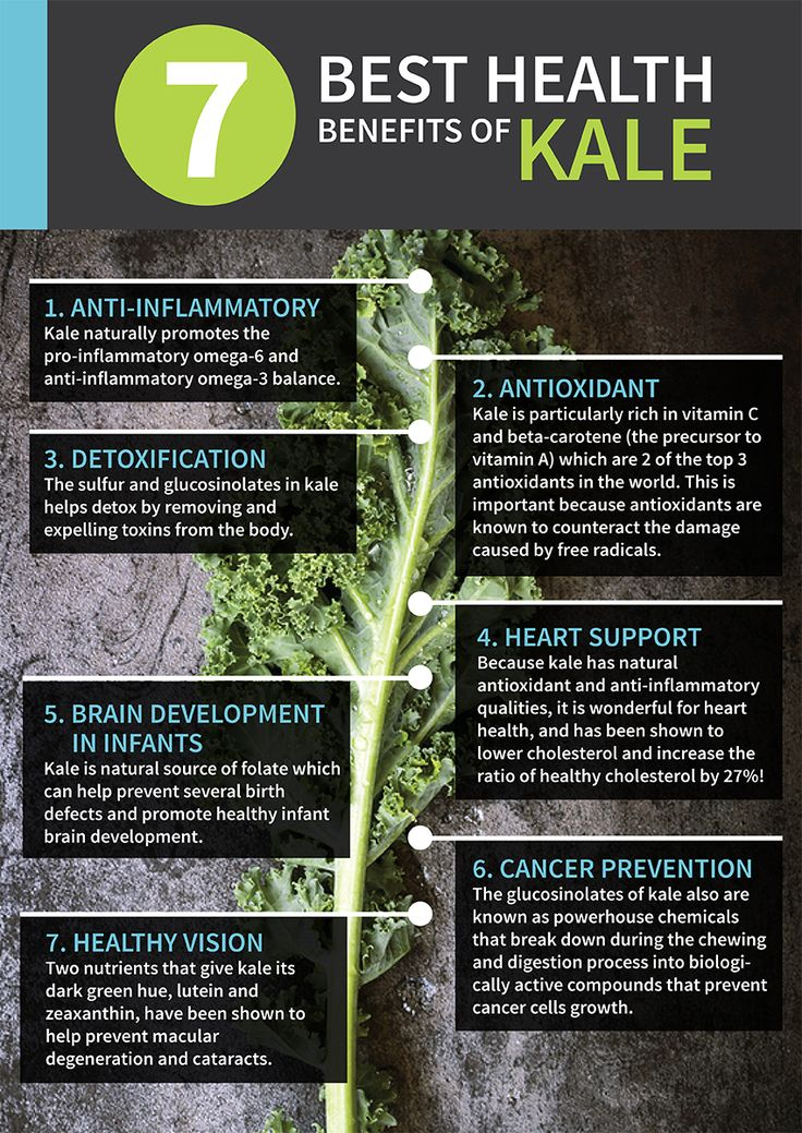 7 Best Health Benefits of Kale  http://www.draxe.com #healthy #holistic #natural