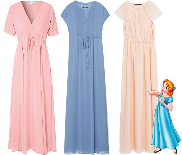 Vestidos largos ¡Son para ti!. Summer maxi dresses Trends: Glamorous, Mango, Zara