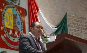 Urge Horacio Antonio al Ejecutivo del Estado y a CDI cumplir con recomendación de la CNDH