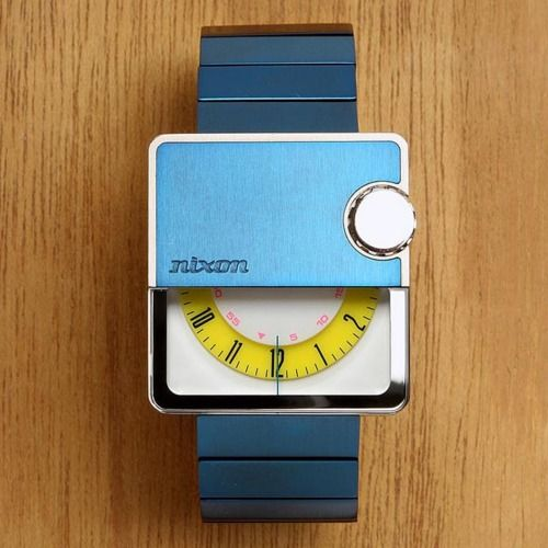 The Murf Watch by Nixon: Time, Style, Nixon Watches, Nixon Murf, Accessories, Design, Murf Watch
