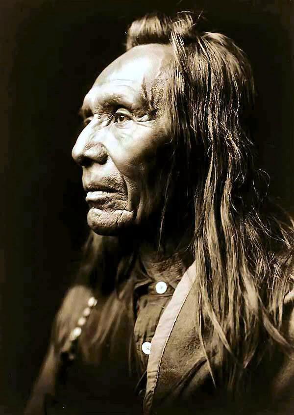 Three Eagles, Nez Perce Indian