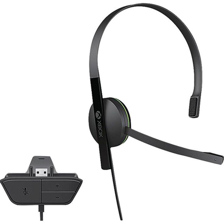 MICROSOFT S5V-00001 Xbox One(TM) Chat Headset