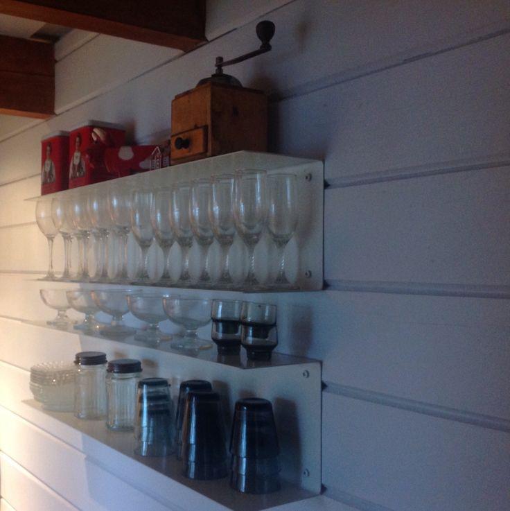 New shelves <3